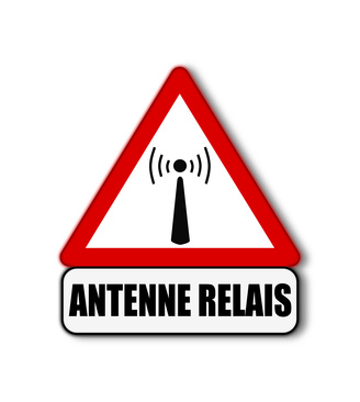 Attention antenne relais