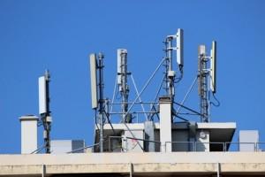 Antennes relais du réseau GSM