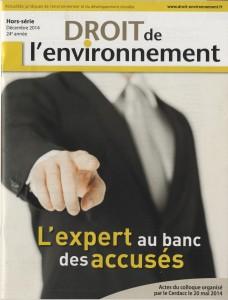 droit de l'environnement 1 nov.2014