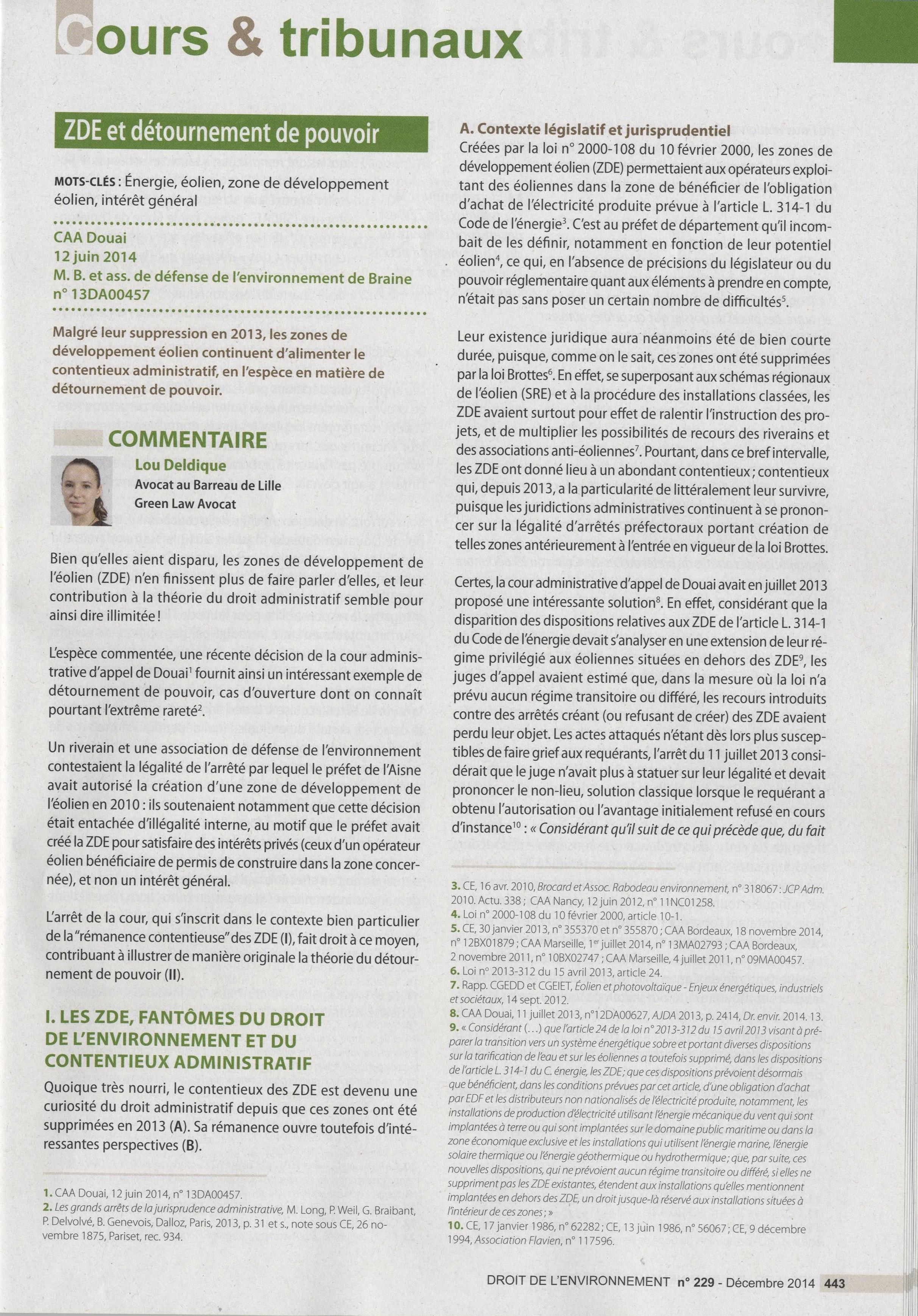 Commentaire D Arrêt Droit Administratif Exemple - Exemple ...