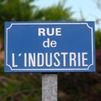 panneau industrie