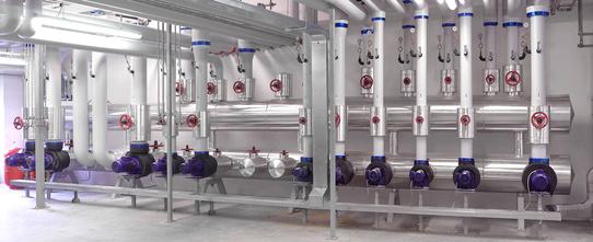 Pompe di ricircolo per liquidi