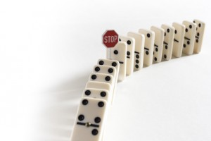 Problem Solving - Stopping Domino Effect