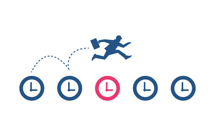 salto, tempo, orologio, orologi